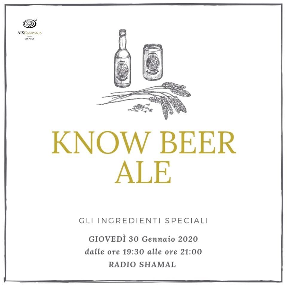 Know Beer Ale