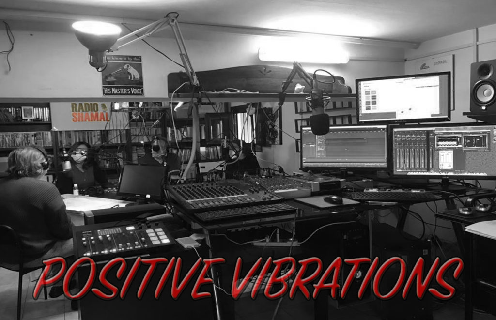 Positive Vibrations -Teatro