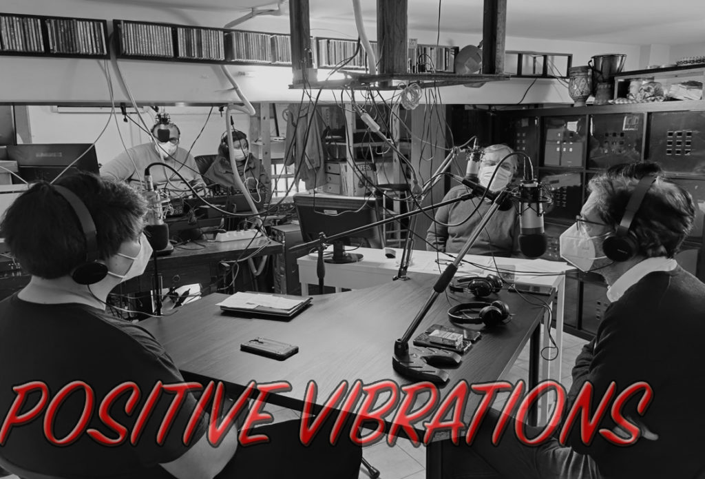 Positive Vibrations – Cinema